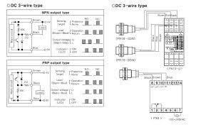 capacitive npn sensor avr freaks 3 wire sensor connection at 4 Wire Sensor Diagram
