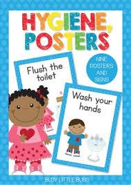 preschool bathroom signs. Bathroom Hygiene Signs Preschool A