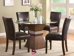 Glass Dining Room Table Bases High Top Dining Tables Dining Room Table Modern Dining Table Set