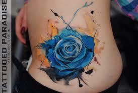 49 карточек в коллекции татуировки с цветами в стиле акварель