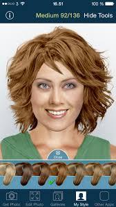 Hairstyle Simulator App virtual hairstyler app hairstyles 7829 by stevesalt.us