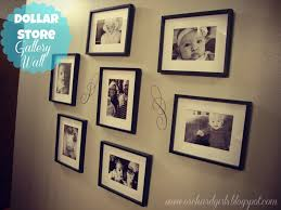 dollar gallery wall