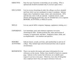 Resume Type Size Eliolera Com