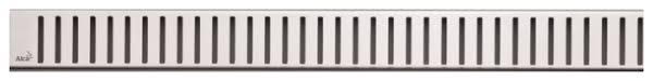 <b>Решетка для лотков AlcaPlast</b> PURE-550M нержавеющая сталь ...