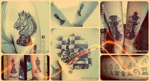 значение тату шахматы смысл история фото эскизы рисунков