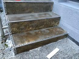 Anwendungsmöglichkeiten der hochwertigen und preiswerten treppe: Aussentreppe Mit Steinteppich Sanieren Bauanleitung Zum Selberbauen 1 2 Do Com Deine Heimwerker Community