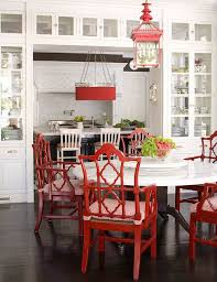 kitchen black white design ideas dining  enlarge white kitchen with red and black accents