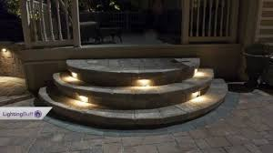 stair step lighting. Stair Step Lighting U