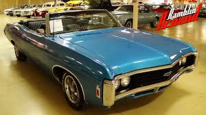 1969 Chevrolet Impala Convertible 327 V8 4 BBL - Nicely Restored ...
