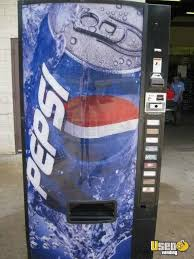 Used Soda Vending Machines Beauteous Used Pepsi Machine Pepsi Vending Machine Used Soda Machine