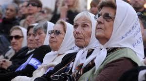 Resultado de imagen para abuelas de plaza