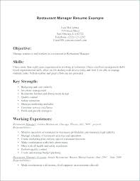 Food Service Duties Responsibilities Resume Description Oliviajane Co