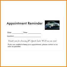 Appointment Cards Template Word Doctor Appointment Reminder Card Template Word Strand And Coding