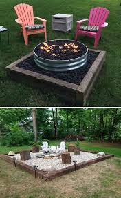 diy patio ideas pinterest. Awesome Outdoor Fire Pit Seating Ideas 15 Best Images On Pinterest For The Home Diy Patio