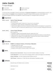 Template Free Resume Templates Smart Builder Cv Screenshot How To ...