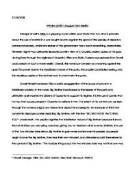 essay research essay year wace english thinkswap  1984 essay