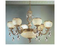 classic lighting corporation alexandria ii victorian nine light 32 wide chandelier