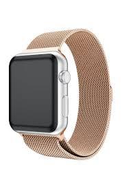 <b>Ремешок EVA Milanese</b> Loop Stainless Steel для Apple Watch 38 ...