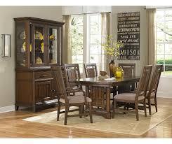 Broyhill Dining Room Table Broyhill Furniture Estes Park Trestle Table 4364trestletable