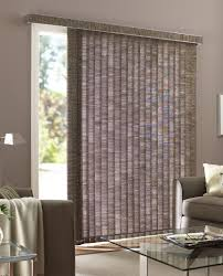 vertical blinds come in everything from vinyl to fabric there s a reason you often see them on sliding patio doors they function perfectly