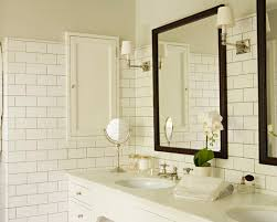 built in bathroom medicine cabinets. Custom And Built-in Medicine Cabinet : Traditional Sophisticated Bathroom With Recessed Into Built In Cabinets O