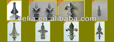 decorative fence post. Metal Aluminum Pyramid Decorative Fence Post Caps