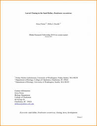 Research Paper Sample Title Page For A Scientific Qa Analyst