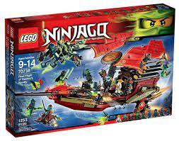 Bounty Lego Ninjago Season 15 Sets - Novocom.top