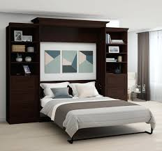 decoration: Murphy Bed Wall Unit Studio With Two 3 Drawer Storage Reviews  Desk