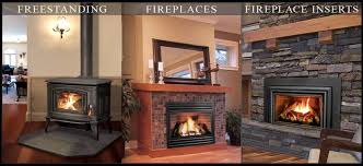 fireplaces wood gas inserts pellet stoves