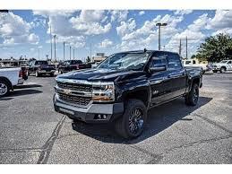 Black Chevrolet Silverado 1500 in Odessa, TX - 3GCPCREC3JG501572