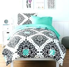grey and turquoise bedding teal white and gray bedding turquoise and gray bedding medium size of