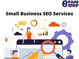Small Business SEO Services by Brandburp on Dribbble