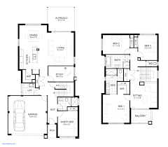 contemporary house floor plans lovely beach modern home free best of 2 story interior design south