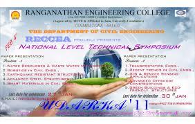udarka symposium civil engineering feb ranganathan udarka 11