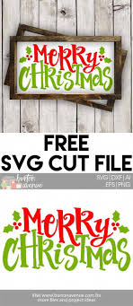 Free Christmas Vinyl Designs Free Christmas Svg Files For Silhouette And Cricut
