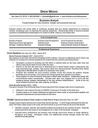 Operations Analyst Resume. tax analyst resume sample free resume ...