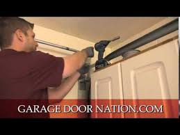 garage door nationGarage Door Torsion Springs Replacement Tutorial  YouTube