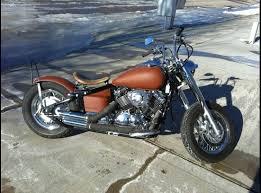 v star 650 bobber motorcycle
