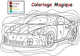 Dessin De Coloriage Magique Imprimer Cp16869