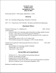 Adding References To A Resume