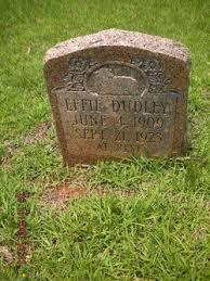 Effie Dudley (1909-1923) - Find A Grave Memorial