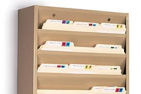 wall hanging office organizer. Mounted Filing System Wall Hanging Office Organizer