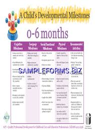 Baby Fever Chart Pdf Free 1 Pages