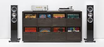 Dovetail Vinyl Storage Cabinet Program SYMBOL audio