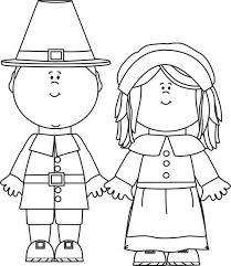 Small Picture Girl Coloring Clipart 58