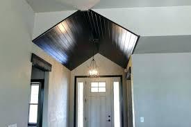 installing corrugated metal corrugated metal ceiling garage ceiling ceiling ideas install corrugated metal roofing ceilings garage