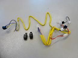 wiring harness broncograveyard com 1973 1979 ford bronco and f series truck heavy duty headlight harness