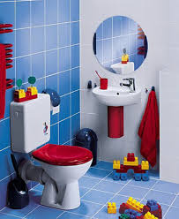 Red Bathroom Decor Bathroom Charming Small Kids Bathroom Design Ideas With White And