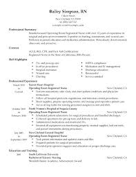 Resume Examples For Nursing Nursing Student Resume New Nursing